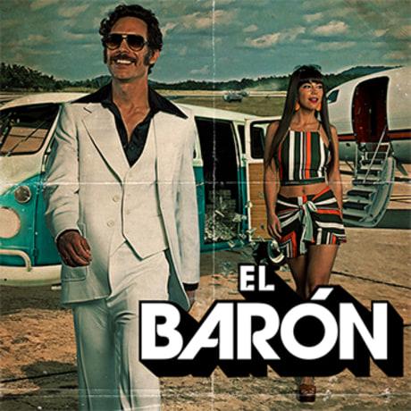 El Bar?n, Novela Mexicana