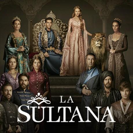 La Sultana, Serie Turca