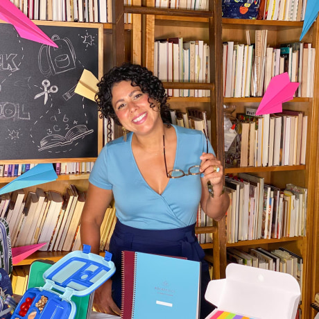 Evette Rios on Broadcast sharing best Back To School Organization products to buy