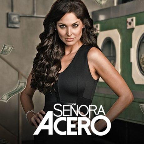 Se?ora Acero, temporada 1, con Blanca Soto