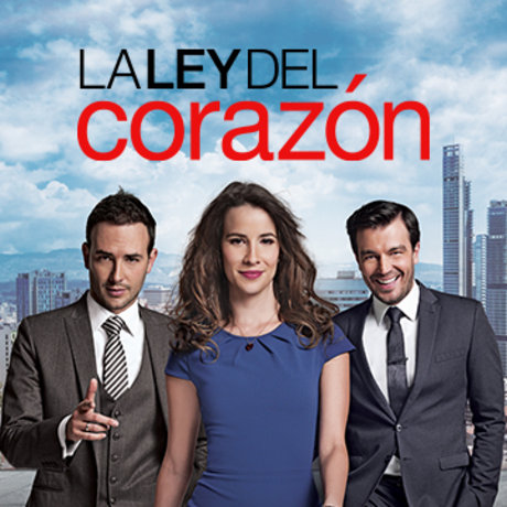 La Ley del Coraz?n- Novela Colombiana