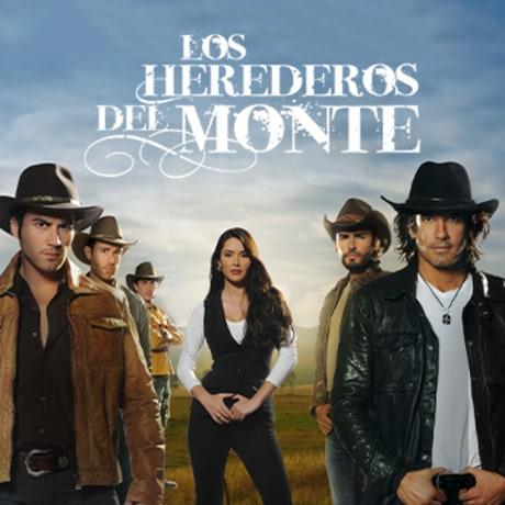 Los Herederos del Monte- Novela Colombiana