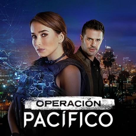 Operacion Pacifico- Serie Colombiana