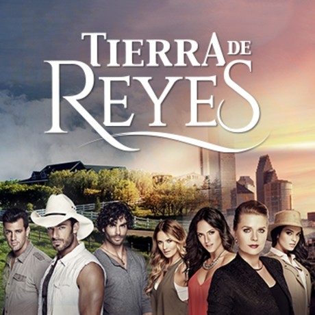 Tierra de Reyes- Novela Colombiana
