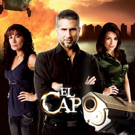 El Capo, novela colombiana