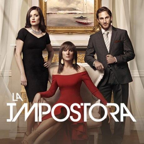 La Impostora, novela mexicana