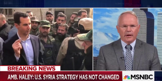 Trump claims last ISIS stronghold in Syria will be 'gone by