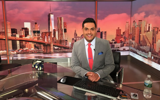 Mikemcguff Com Fmr Houston Anchor Phillip Mena Debuts On Nbc