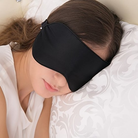 Best sleep mask ever? We tried a $10 sleep mask with 10,000