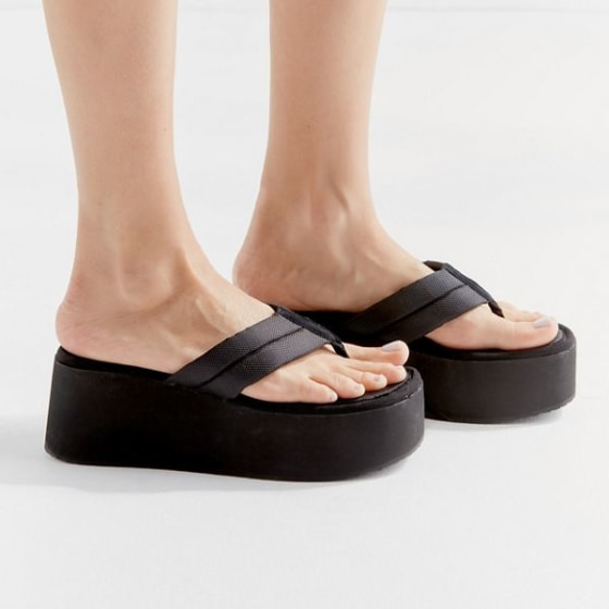 bringing back its iconic sandals