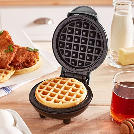 Dash Mini Maker Review Waffles Hash Browns And More