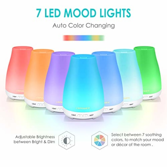 We Tried Amazon S Best Selling Essential Oils Diffuser And