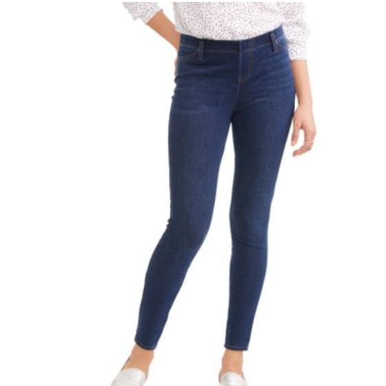 These $13 Walmart jeggings changed my style game for good