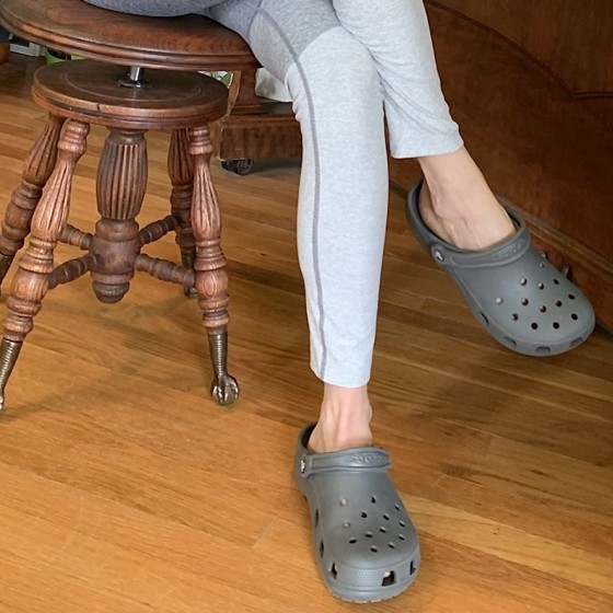 These Crocs classic clogs are the