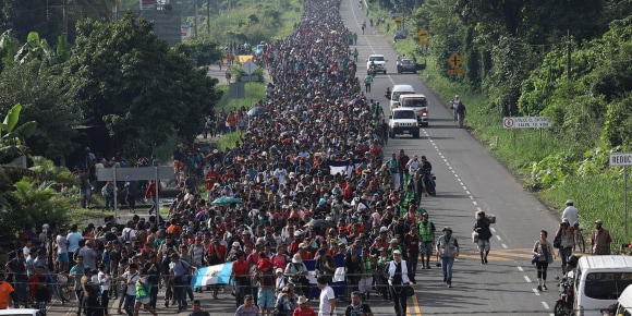 "What Precautions Are You Taking To Protect Your Family From ""The Caravan""? Tdy_news_gabe_caravan_181022_1920x1080.focal-580x290"