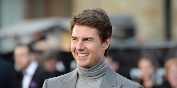 Tom Cruise Bares Soul In Playboy Interview