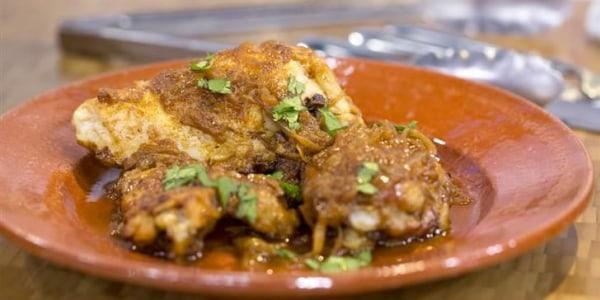 Chipotle Braised Chicken