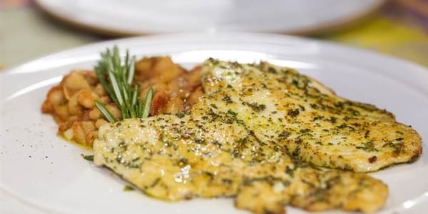 Flavor-Pounded Chicken Breasts