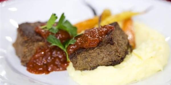 Short Rib Meatloaf