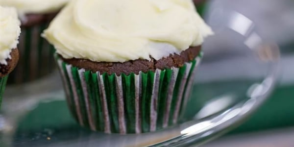 Chocolate Irish Stout Cupcakes