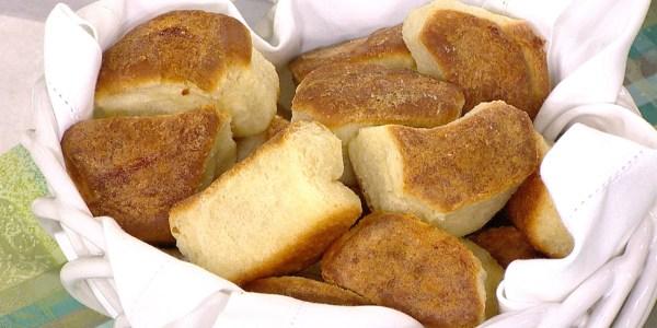 Al Roker's Easter recipes: Parker House rolls, peanut butter cake