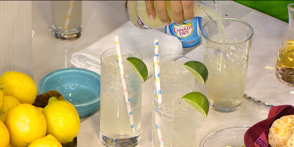 The Saint cocktail
