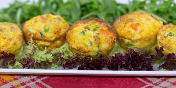 Muffin-Pan Omelets