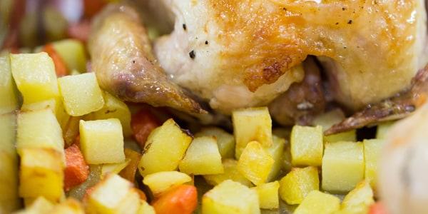 Roast Cornish Game Hens