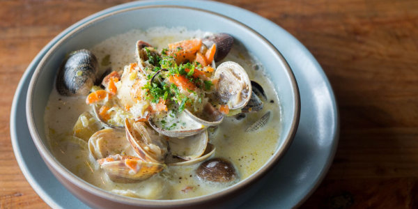 SORTEDFood's Clam Chowder