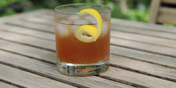 Maple Rum Cooler