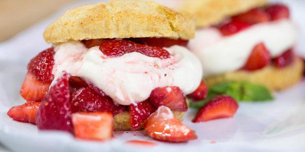 Al's Strawberry Shortcakes