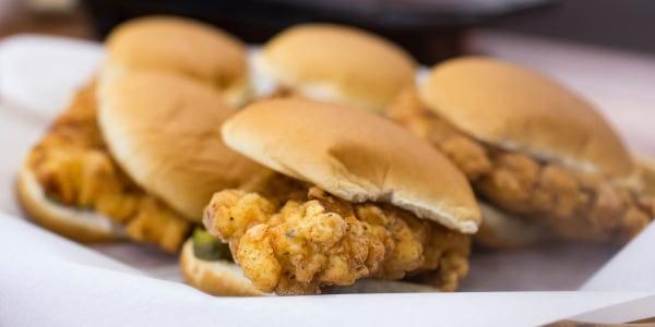 Chick-fil-A-Style Chicken Sandwich