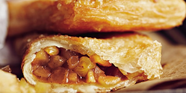 Mickey D's-Style Fried Apple Pies