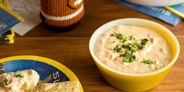 The Ultimate Slow-Cooker Queso