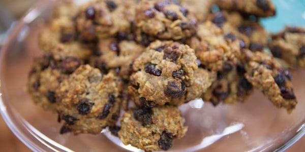 Berry Nut Cookies