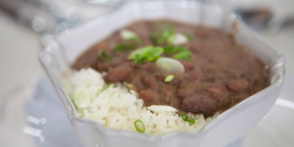 Monday's Red Beans & Rice