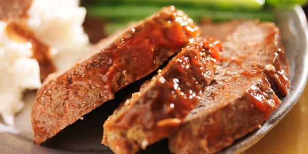 Valerie Bertinelli's Turkey Meatloaf