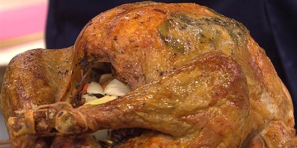 Art Smith's Juicy Roast Turkey with Gravy
