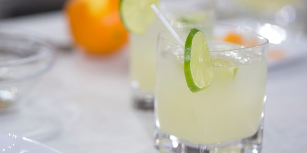 Ina Garten's Jalapeño Margarita