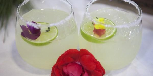 Rose Geranium Margarita
