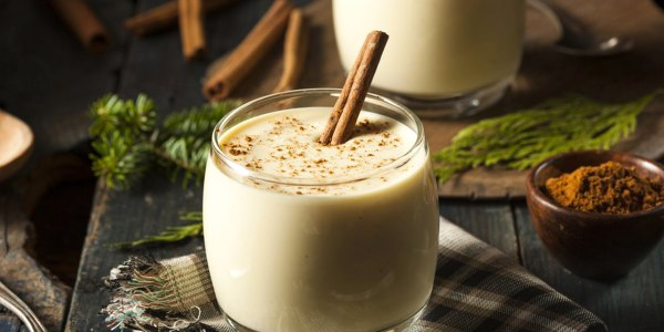 Joy Bauer's Lower-Calorie Eggnog