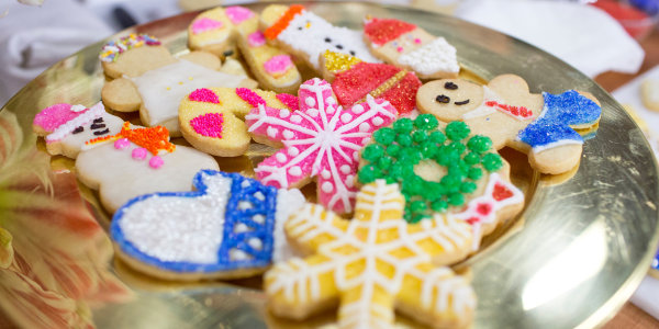 Christina Tosi's 4-Ingredient Cutout Cookies