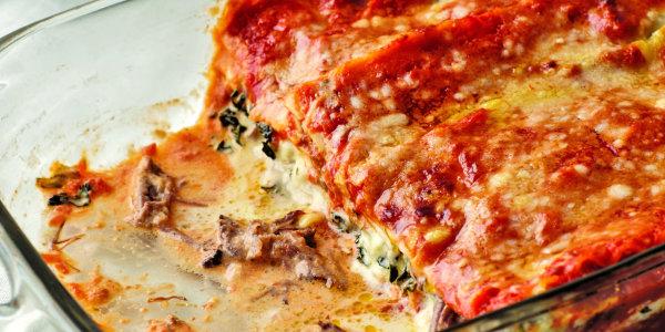 Giada's Short Rib Lasagna