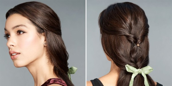 Holiday hair: 6 glamorous hairstyles for New Year\'s Eve