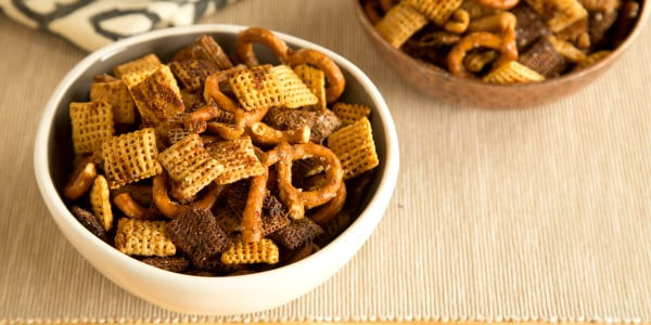 Herbed Chex Mix