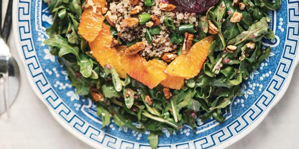 Easy Beet and Quinoa Salad