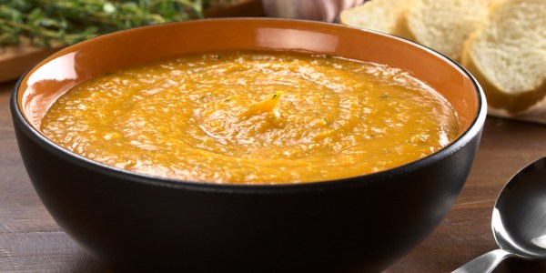 Salt N Pepa's Sweet Potato Soup