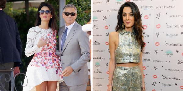 Amal Clooney S Most Stylish Looks