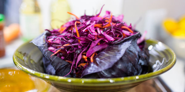Flavor-Packed Asian Slaw