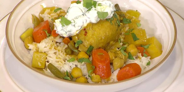 Easy Slow-Cooker Curry